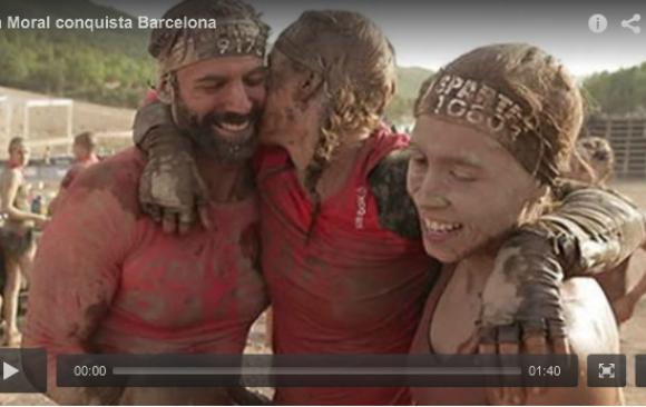 Eva Moral conquista Barcelona - Telemadrid