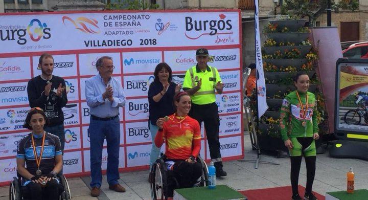 Campeonato de España de ciclismo adaptado-2018