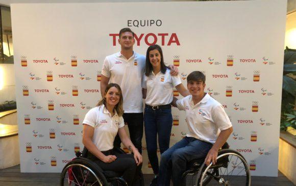 Marín, Eva Moral, Sherazadishvili y De la Puente, el motor de los Juegos de Tokio 2020