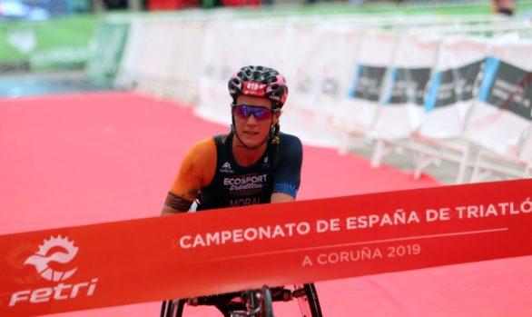 Campeonato de España de Paratriatlón-A Coruña 2019