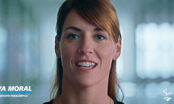 Video CaixaBank Descubre a Eva Moral, siempre ha sido una #inconformistadeldeporte.