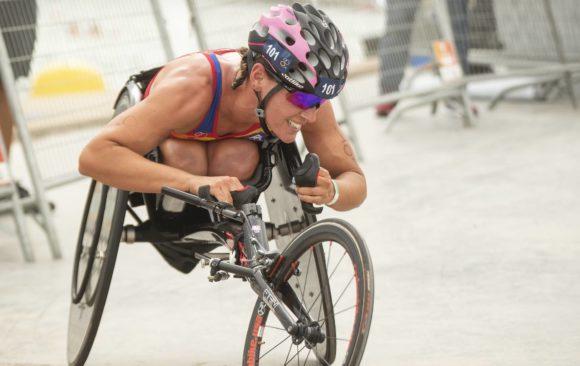 Las estrellas del deporte paralímpico saltan al 'cine'