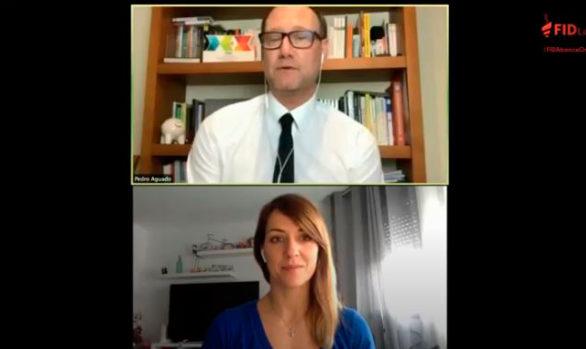Entrevista con Pedro García Aguado en FID León ABANCA-26 de Abril 2020
