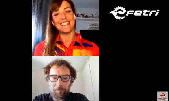 Entrevista en Instagram Live de la Federación Española de Triatlón 25 de junio 2020