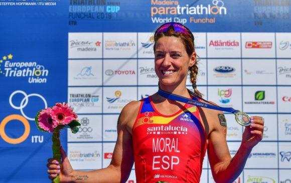 Entrevista Fundación Madrid por el deporte-Hablamos de paratriatlón con Eva Moral