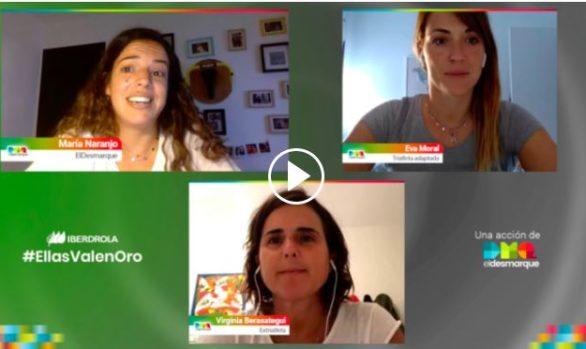 Eva Moral y Virginia Berasategui: el triatlón para superar los límites del ser humano