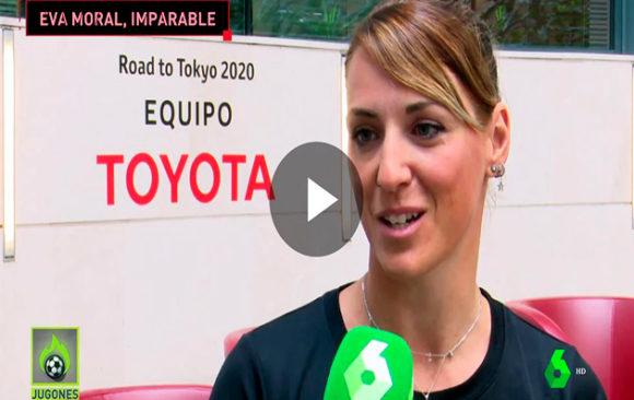 """En los Juegos Paralímpicos  Eva Moral no conoce límites: """"Voy a por el oro"""""""