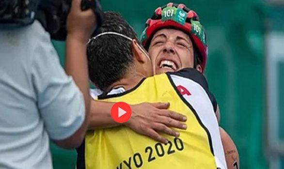 Entrevista Marca-Eva Moral se une a la fiesta del triatlón con un bronce